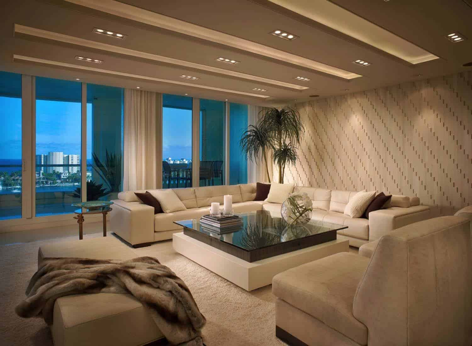 Impeccable Design Details In Luxurious Boca Raton Residence