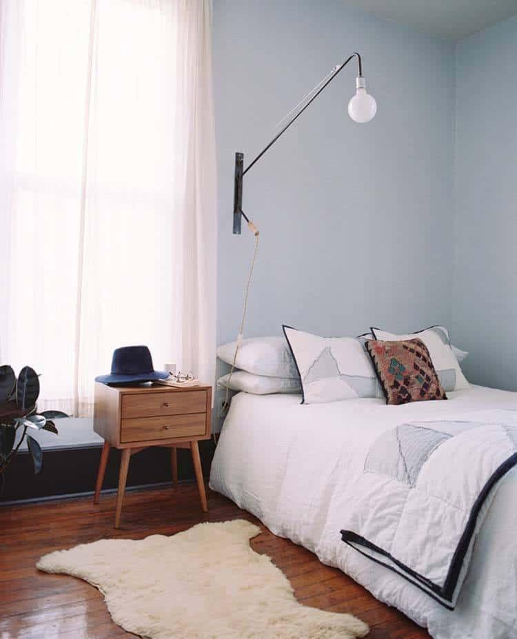 Mid Century Bed Mid Century: 35 Wonderfully Stylish Mid-century Modern Bedrooms