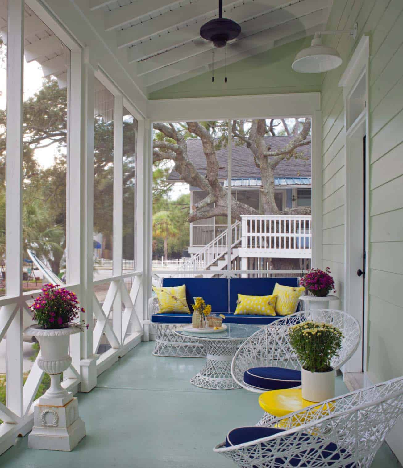 Screened Porch Design Ideas 04 1 Kindesign