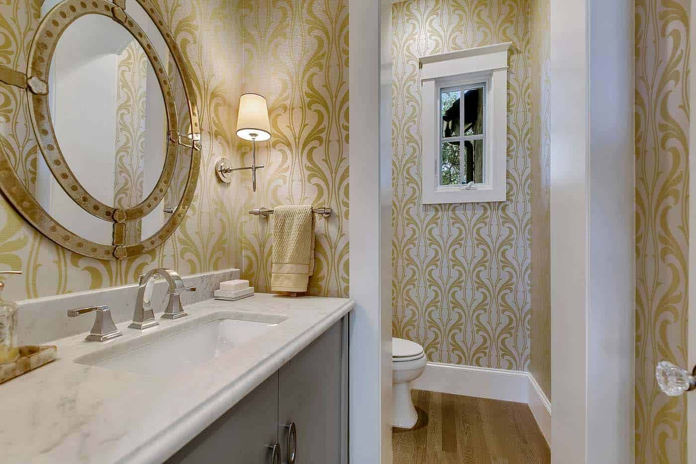 french-country-transitional-powder-room