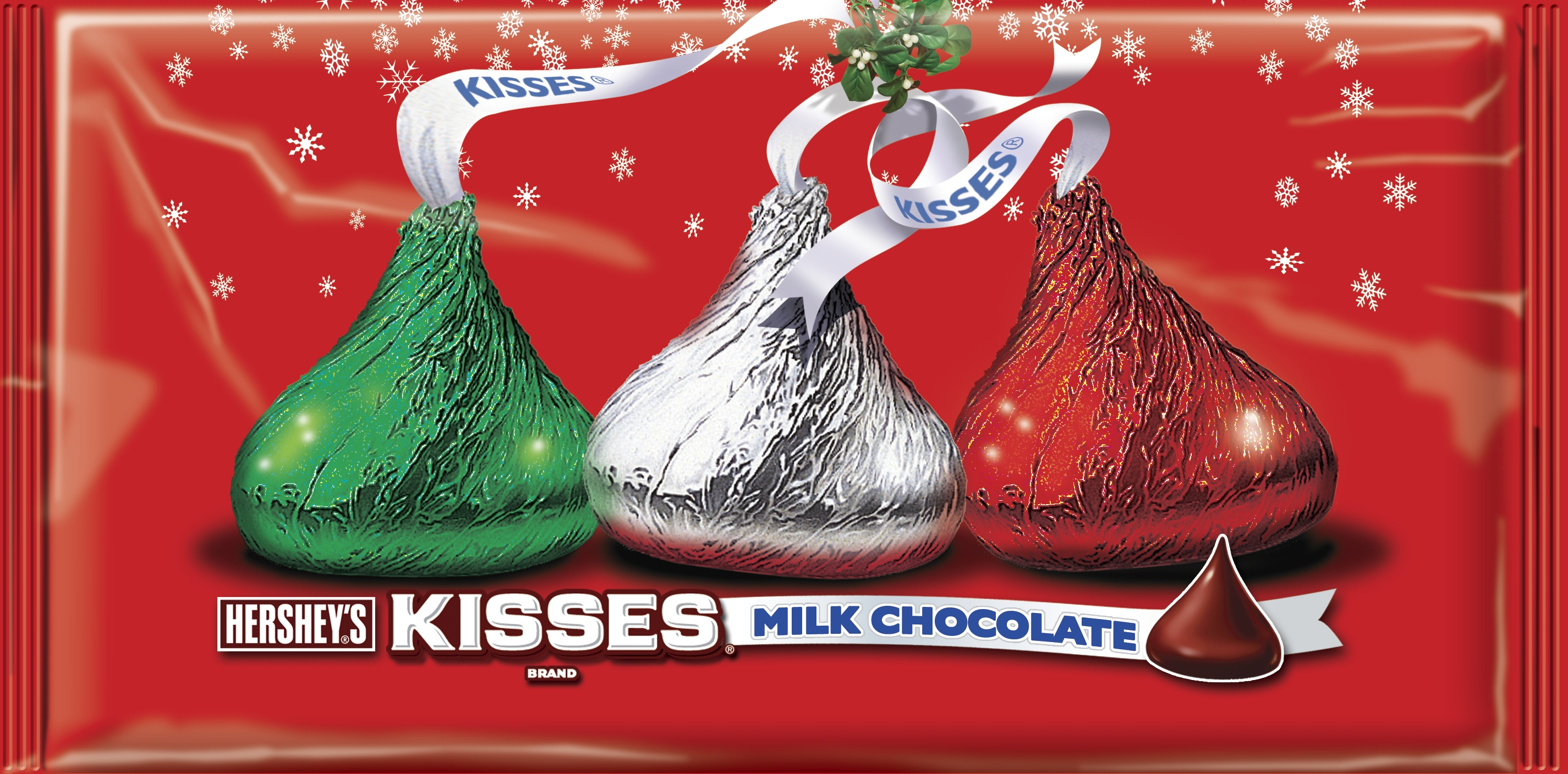 The Hershey Company Adds Wonder To Winter With Festive