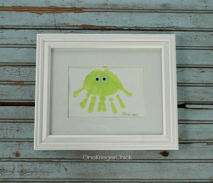 Octopus-Framed-Handprint-Art-OneKriegerChick.com