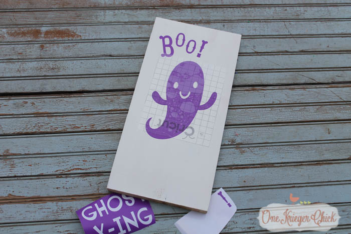 Boo Halloween Sign Pottery Barn Inspired Onekriegerchick