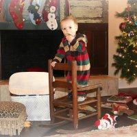A Very Krieger Christmas {decor part 2}