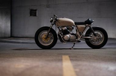 Honda CB Clockwork Motorcycle
