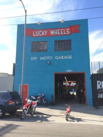 Lucky Wheels Garage, Oneland