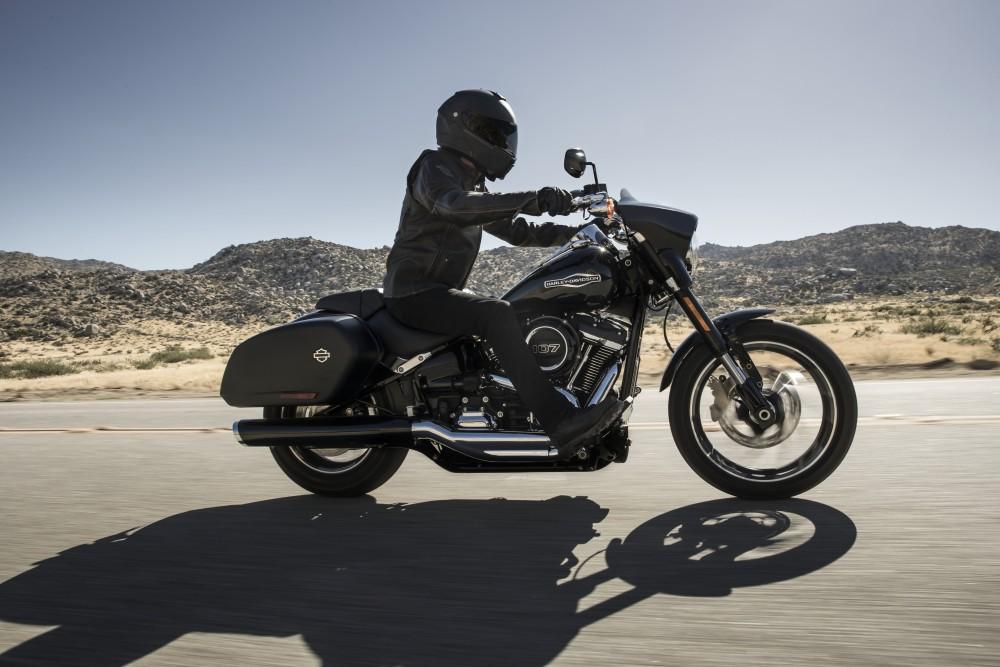 Oneland - Harley Davidson Sport Glide