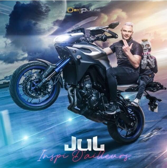Oneland Rock et Gaz Pochette album moto (1)