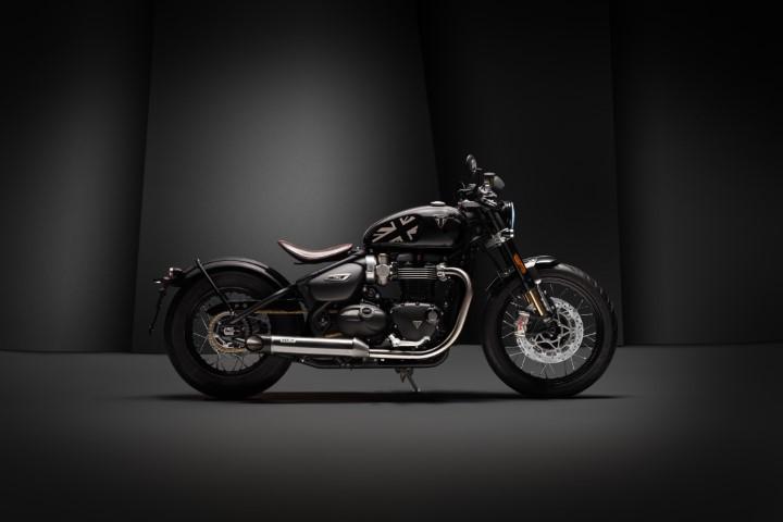 salon moto montreal quebec TRIUMPH BOBBER FACTORY CUSTOM