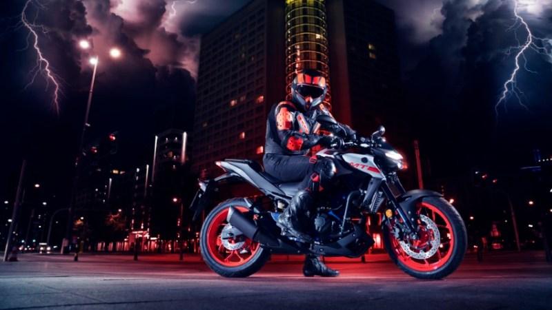oneland salon moto quebec montreal YAMAHA MT-03