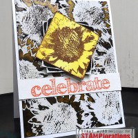 Paper craft project no. 235: Celebrate