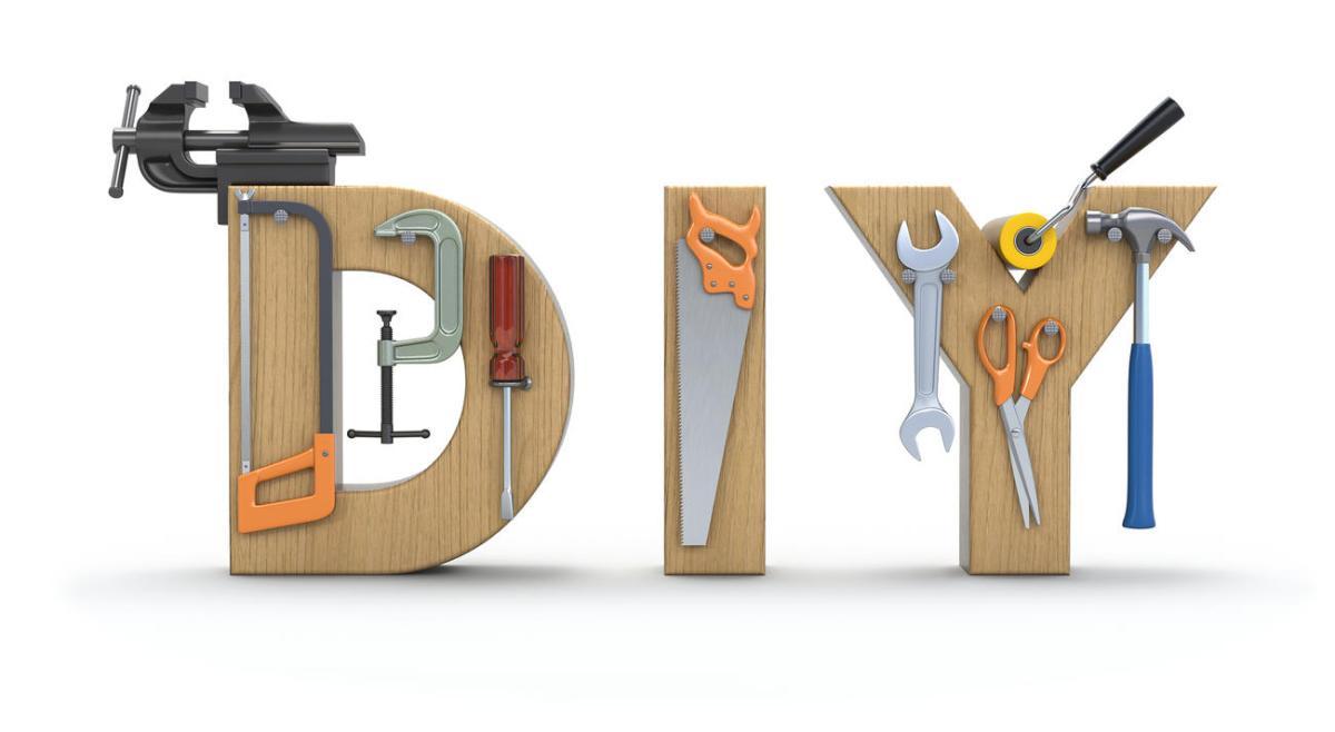 DIYに挑戦!?