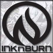 InkNBurn Logo