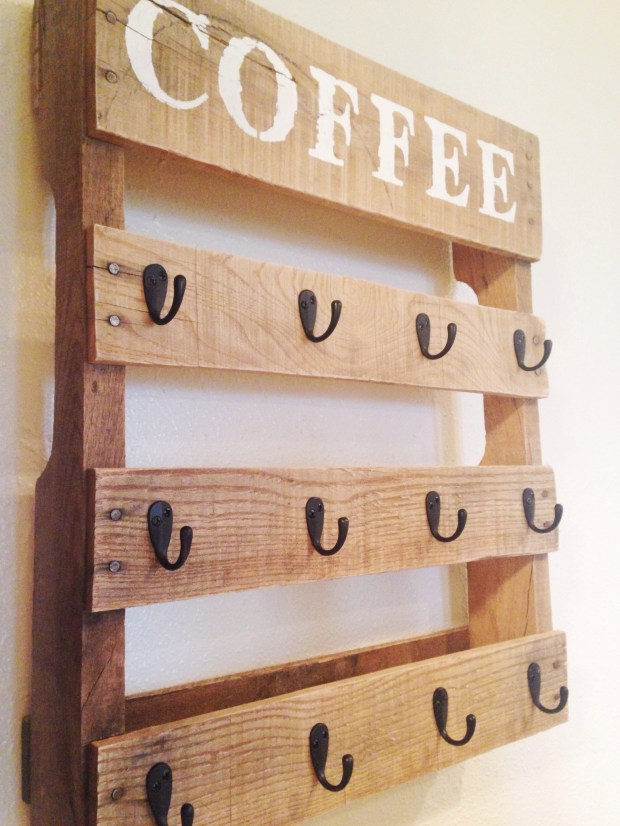 DIY Coffee Cup Holder