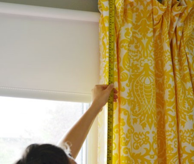 How To Make Blackout Curtains Tutorial Step By Step Instructions With Tons Of Photos