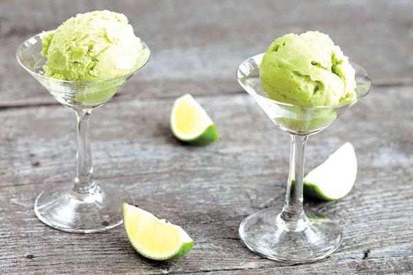 50+ Best Ice Cream Recipes - Avocado Ice Cream