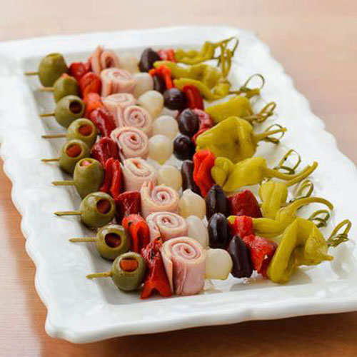 Make Ahead Dinner Party Starters