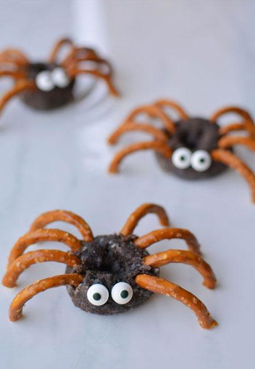 42 Creative Halloween Food Ideas
