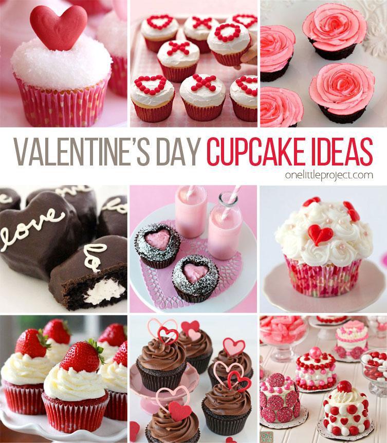 Ein weiteres Bild von valentines day cup cake ideas Valentines Day Cup Cake Ideas