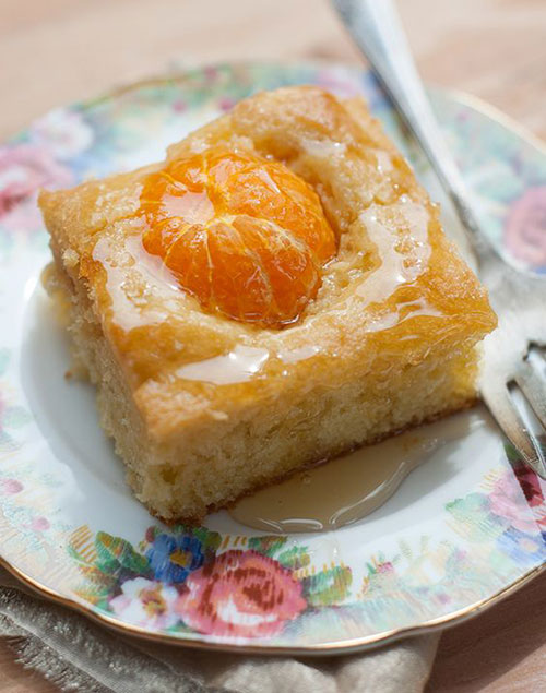 50+ Best Recipes for Fresh Clementines - Clementine Cuties Cake