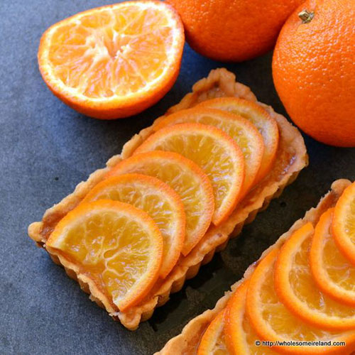 50+ Best Recipes for Fresh Clementines - Fresh Clementine Tartlette