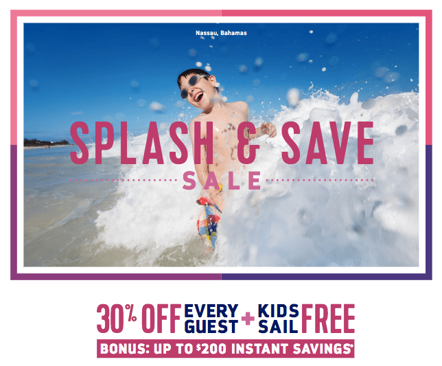 30 Of Every Guest Amp Kids Sail Free Royal Caribbean