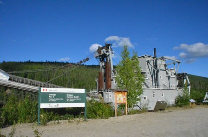 Dredge Number Four - Parks Canada - I didn't have time to take a tour, on the list for next time.