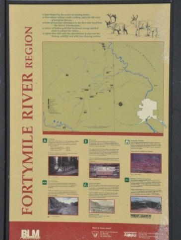 Fourtymile river region
