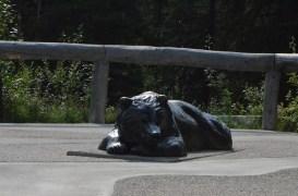 Bear Sculpture