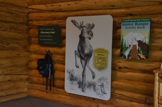 Junior ranger and family discovery pack.