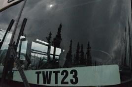 Our bus TWT = Tundra Wilderness Tour.
