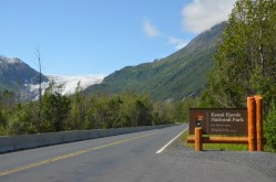 Most this National Park is remote, without roads. This corner is the exception.