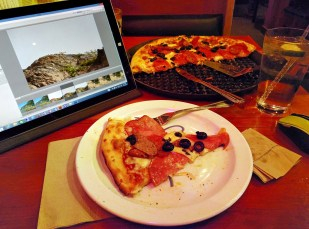 This is how blogging should be done. - At Moose's Tooth.