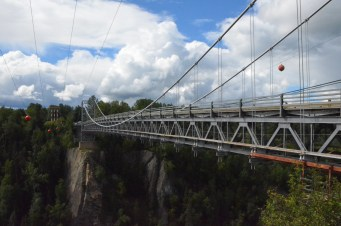 Hagwilget Canyon Bridge