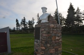 Monument to Cabot's landing