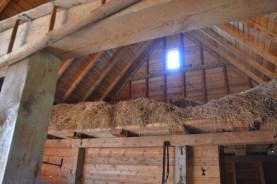 Loft in the barn
