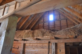 Loft in the barn