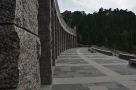 Below the terrace