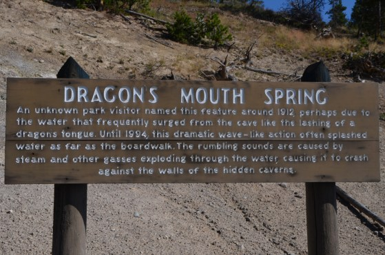 I saw this spring back when it used to surge as described here.