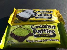 "Dipped in real dark chocolate. ""real"" or ""real dark"" not sure."