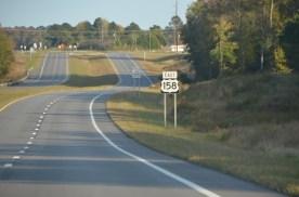Troop 158, route 158.