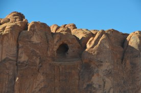 The ceiling of this grotto will likely erode and become an arch
