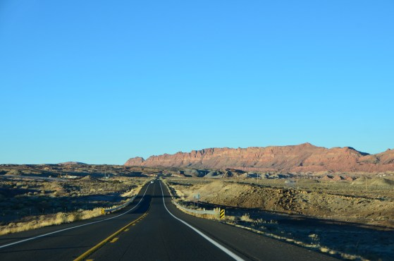 On Highway 64 Between Grand Canyon and Cameron.