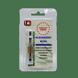 gummy girl blackberry kush vape cartridge