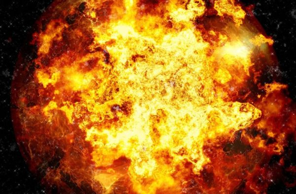 Huge Explosion Reported in Vicinity of CuldeSac Quarry