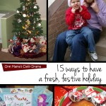 15 ways to have a fresh festive holiday