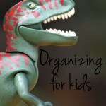 Organizing for kids