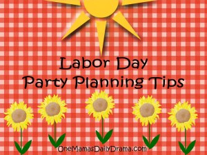 How to plan a Labor Day party