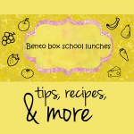 Bento box school lunches for every day