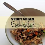 Star Wars Day Recipe: Vegetarian Ewok salad